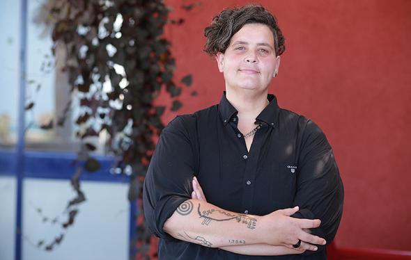 הלית לוי במאית הסדרה , צילום: אוראל כהן