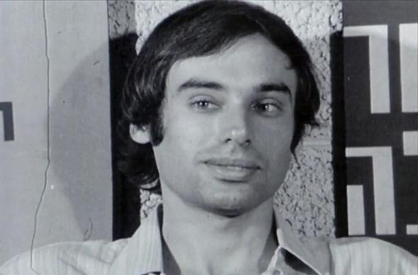 חנוך לוין , צילום: פריים מהטלוויזיה