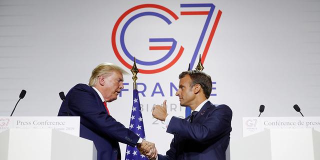 טראמפ יטיל מכסים של 100% על קממבר ושמפניה מצרפת
