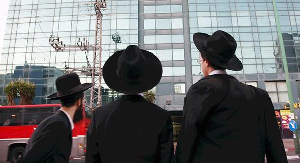 חרדים דתיים בהייטק, צילום: שאול גולן