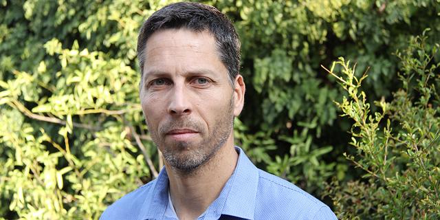 """עופר ויתקון, מנכ""""ל regus ישראל, צילום: יעל ויתקון"""