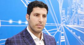 """אוראל הרשקוביץ מנכ""""ל ISLINE, צילום: אוראל כהן"""