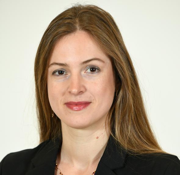 יאנינה פליישון, מנהלת תחום מיזמים ופרויקטים במשרד האנרגיה