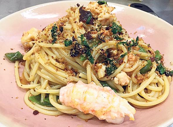 patore. מטבח איטלקי בפריז