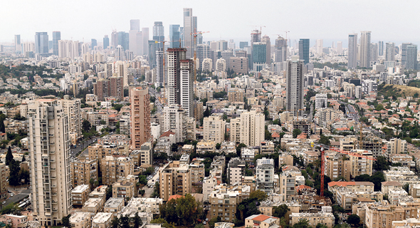 Tel Aviv. Photo: Amit Sha'al