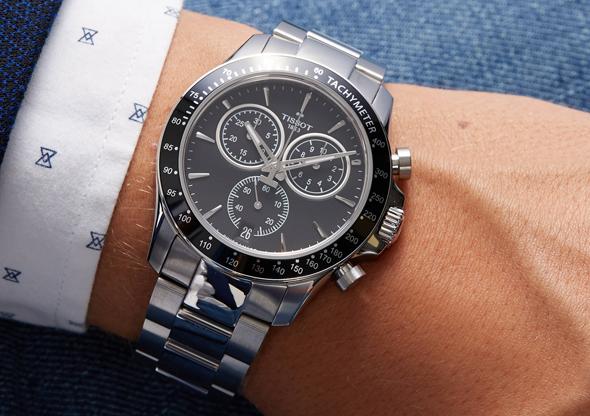 שעון טיסו שמייבאת חברת רולטיים, צילום: Tissot