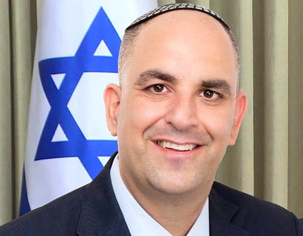 יאיר רביבו, ראש עיריית לוד