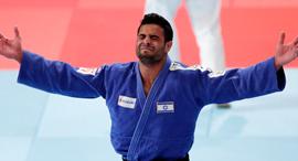 שגיא מוקי אלוף עולם ב ג'ודו 2019, צילום: גטי אימג'ס