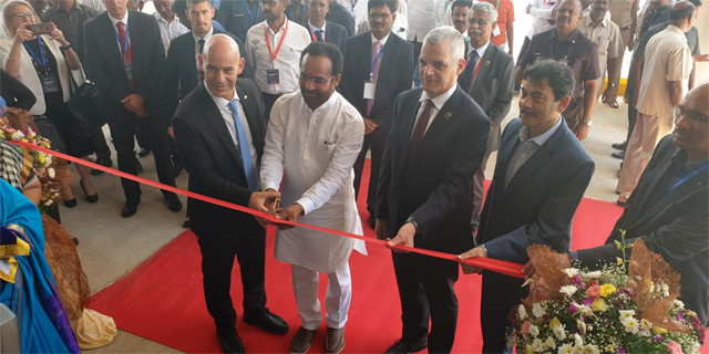 Israeli Defense Contractor Rafael Opens New Facility in India