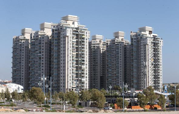 בנייני מגורים בראשון לציון