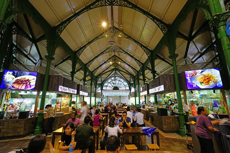 שוק לאו פא סאט, סינגפור, צילום: שאטרסטוק