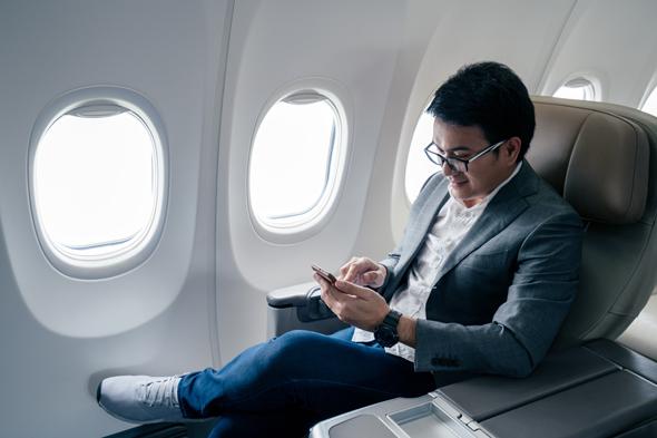 הנוסעים העסקיים הם שנותנים את הטון, צילום: שאטרסטוק