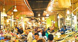 השוק של פז, במרוקו, צילום: שאטרסטוק