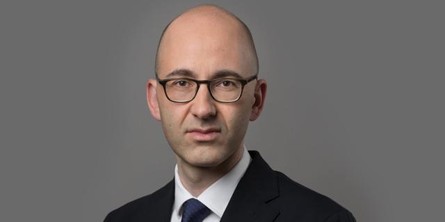 """דניאל פסרמן, עו""""ד ורו""""ח, צילום: יונתן בלום"""