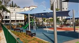 """הגינה הקהילתית בשכונת גפן זירת הנדל""""ן"""