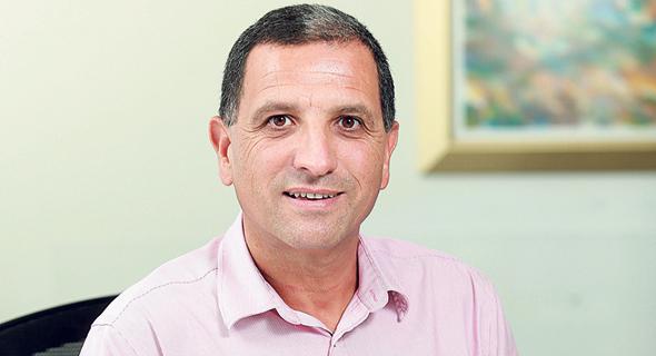 """דודו וקנין. """"נפנה לקוחות אל חברות ישראליות שעוסקות בייעוץ ומתמחות במסחר מקוון"""", צילום: אוראל כהן"""