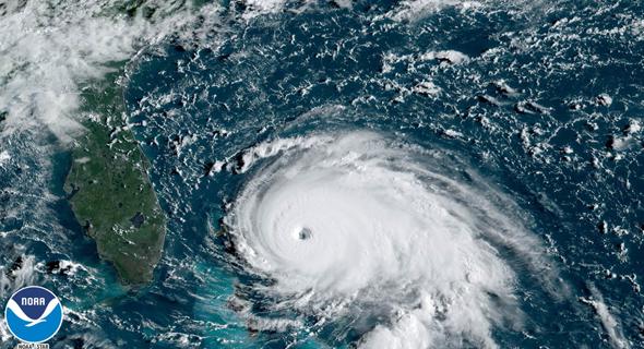 הוריקן דוריאן