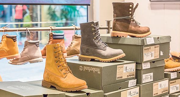 נעלי טימברלנד. רק 5% מהעורות מגיעים מברזיל