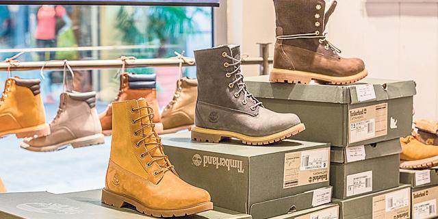 נעלי טימברלנד. רק 5% מהעורות מגיעים מברזיל, צילום: שאטרסטוק