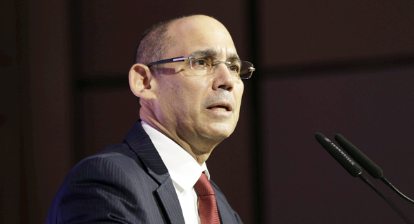 פרופ' אמיר ירון נגיד בנק ישראל