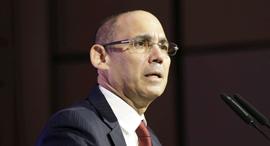 ועידה כלכלית לאומית 2019 פרופ' אמיר ירון נגיד בנק ישראל, צילום: עמית שעל