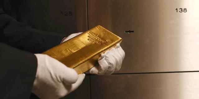 וול סטריט ננעלה במגמה מעורבת, הזהב ברמתו הגבוהה מאז מרץ 2013