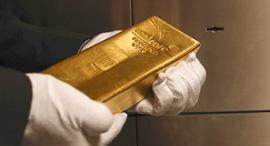 זהב השקעה כספת , צילום: בלומברג