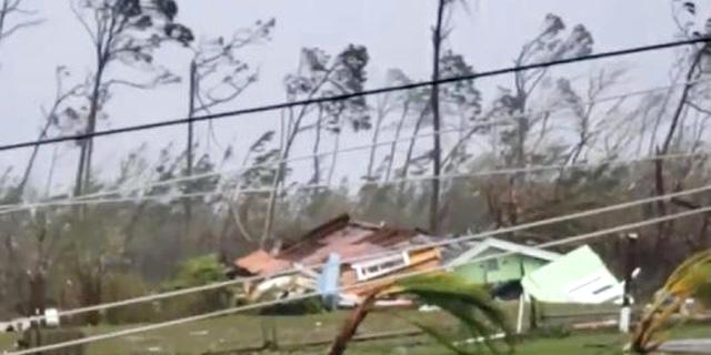 הנזק שהשאיר אחריו הוריקן דוריאן בבהאמה, צילום: רויטרס