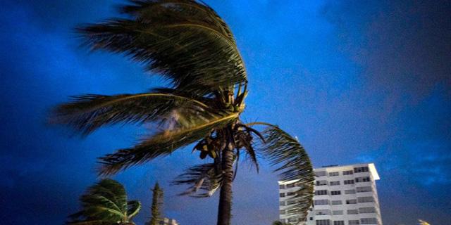 הוריקן דוריאן - הסופה החזקה ביותר שהתרחשה בכדור הארץ השנה