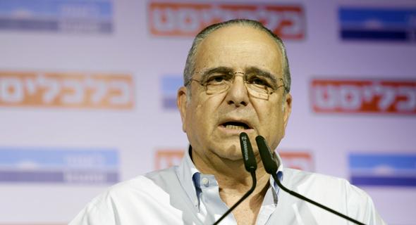 שרגא ברוש נשיא התאחדות התעשיינים, צילום: עמית שעל