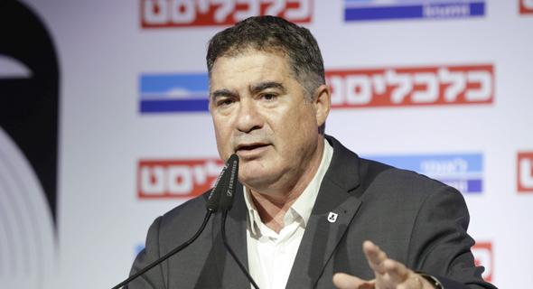 ראול סרוגו, נשיא התאחדות הקבלנים בוני הארץ