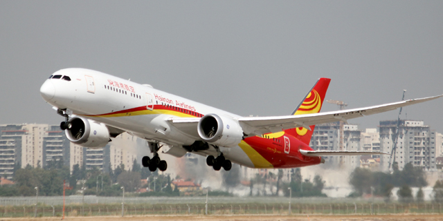 """הקלה במתח: ארה""""ב ביטלה האיסור על חברות תעופה סיניות לטוס אליה"""