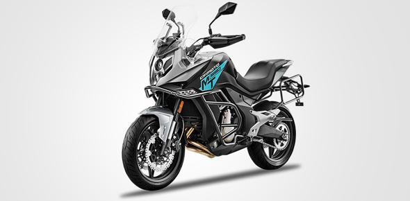 אופנוע 650MT של CF-MOTO הסינית. יעלה 38 אלף שקל, צילום CF-MOTO
