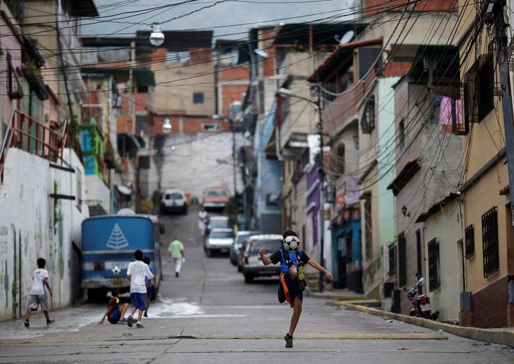 קראקס, ונצואלה. במקום ה-59, צילום: רויטרס