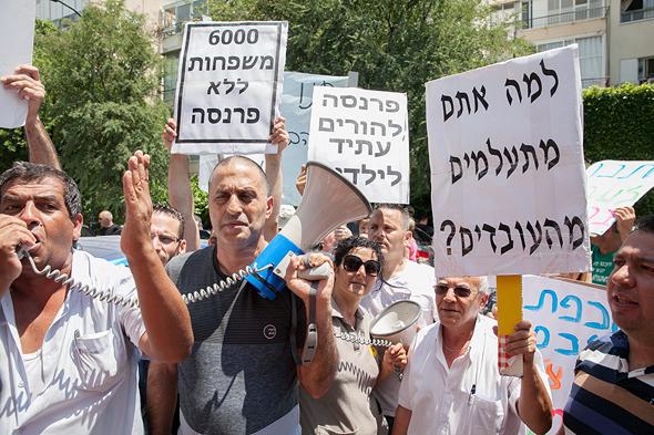 אסיפת נושים חברת מגה, צילום: אוראל כהן