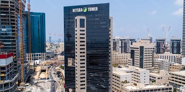מגדל נצבא בתל אביב, צילום: Offispaces