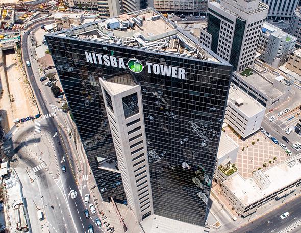 מגדל נצבא ב תל אביב 1, צילום: Offispaces