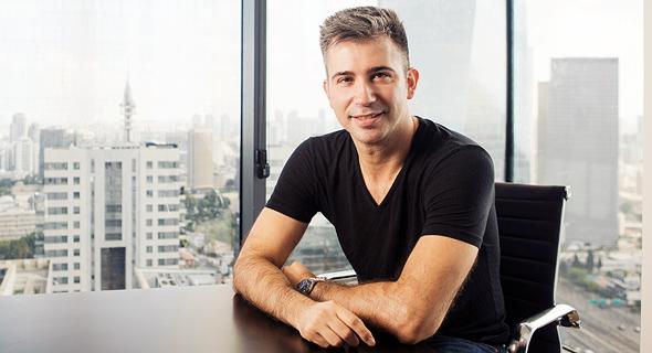Armis co-founder Yevgeny Dibrov. Photo: Tomi Harpaz