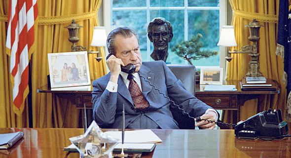 ריצ'רד ניקסון בבית הלבן