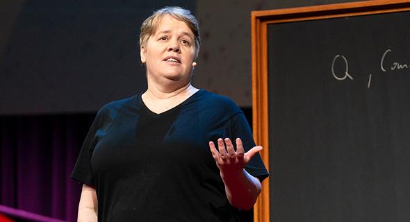 פרנסס פריי WeWork, צילום מסך: TED