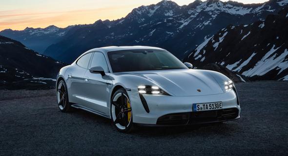 Porsche. Photo: Courtesy