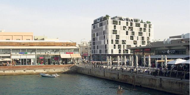משפחת דיין, בעלי מלונות אפריקה ישראל, רכשה את מלון Port TLV ב־60 מיליון שקל