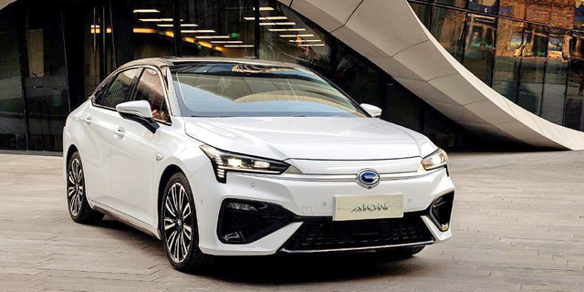 Chinese E-Car Brand Aion to Set Up Tel Aviv Showroom in Early 2020