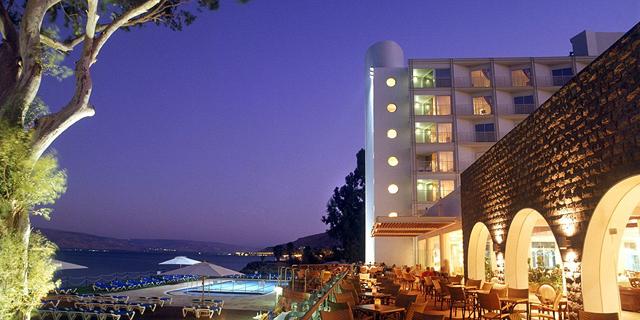 ישראל קנדה משפצת את מלון גלי כנרת בטבריה ב-32 מיליון שקל