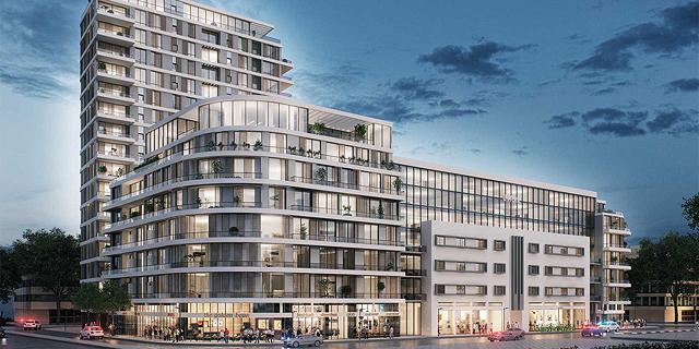 אלקטרה בנייה תבנה 200 דירות ושטחי מסחר בפלורנטין