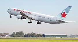 מטוס חברת תעופה אייר קנדה, צילום: שאטרסטוק