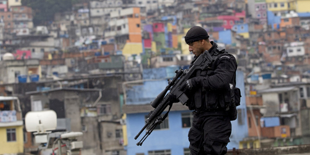 תחושה בסיסית של פחד: המדינות הכי מסוכנות