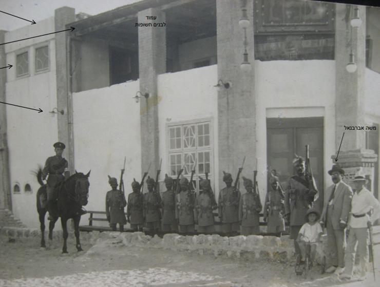 חיילים הודים בשירות הצבא הבריטי במלחמת העולם ה-1