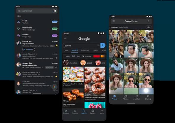 אנדרואיד 10 מערכות הפעלה גוגל, צילום: אתר אנדרואיד של גוגל