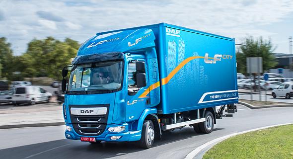 משאית דאף LF